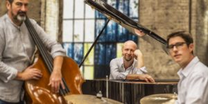 Edgar Knecht Trio Jazz in Essen